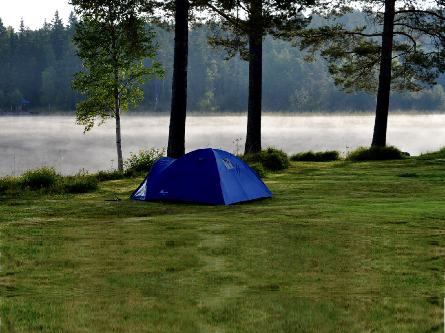 Accommodation Tent