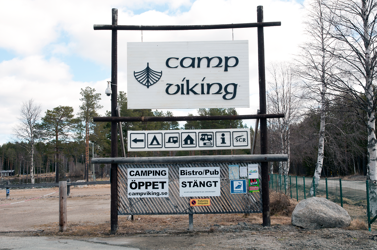 Entrance Camp Viking
