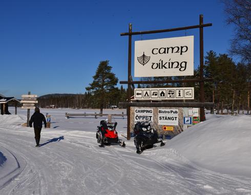 Entrance Camp Viking