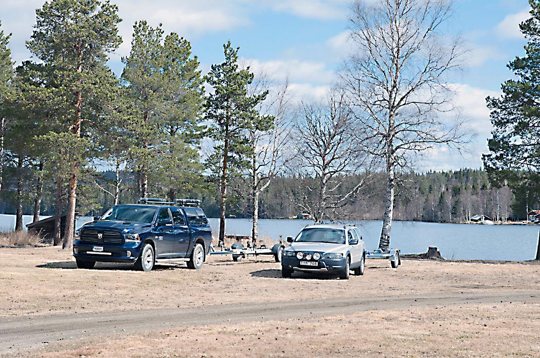 Boat ramp Camp Viking
