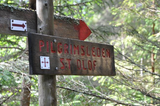 stuga for pilgrims