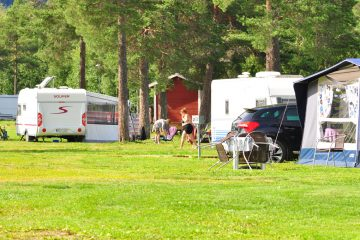 Booking caravan over 7 meter