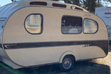 Booking caravan max 7 meter