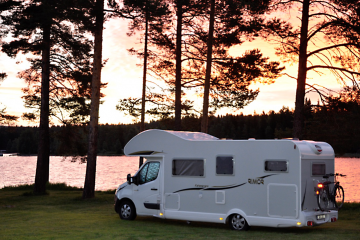 Booking camper over 7 meter